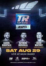 Elvis Rodriguez, Chris Zavala and the Muratalla Brothers Set for Ramirez-Postol Undercard LIVE on ESPN+