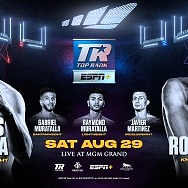 Elvis Rodriguez, Chris Zavala and the Muratalla Brothers Set for Ramirez-Postol Undercard LIVE on ESPN+
