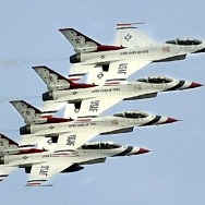 Thunderbirds to Fly Over Allegiant Stadium Prior to Raiders' First Home Game in Las Vegas