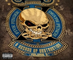 Five Finger Death Punch To Release New Compilation 'A Decade Of Destruction, Vol. 2' On October 9
