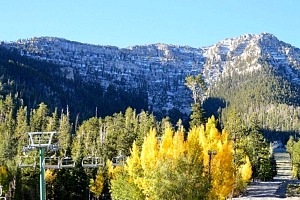 Lee Canyon Announces Its First-Ever Fall Season and 3rd Annual Spread the Warmth Coat & Sock Drive for Project 150