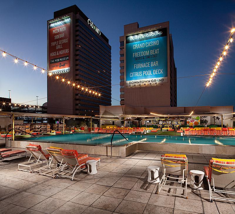 Citrus Grand Pool Deck