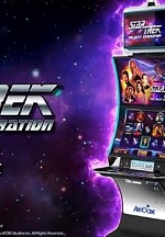 "Aristocrat Technologies' New ""Star Trek: The Next Generation"" Slot Game Launches at M Resort Spa Casino"