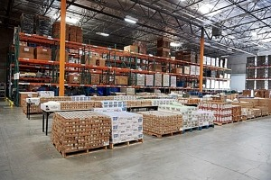 Three Square Food Bank Opens New Food Distribution Site at Eastside Cannery, Oct. 2