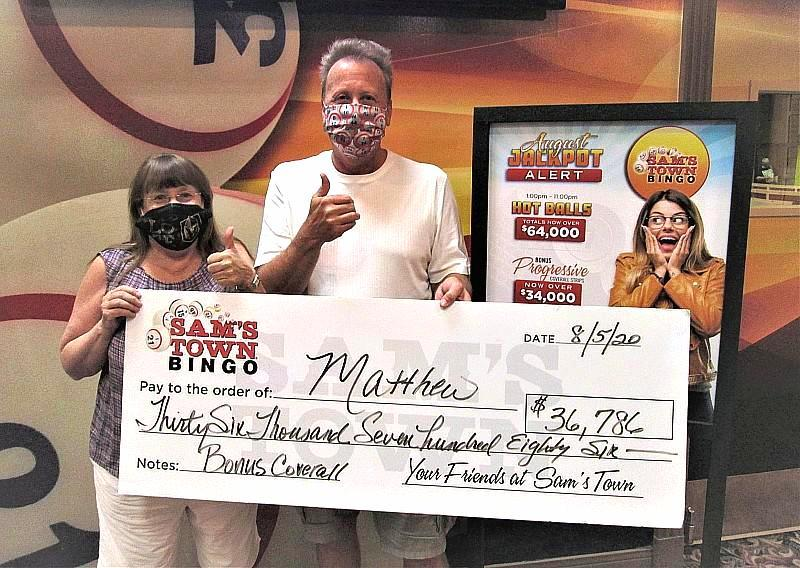 Boyd Gaming Destinations Award More Than $19.5 Million in Jackpots Throughout Las Vegas in September