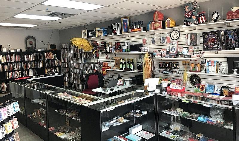 Professional Magic Shop Opens In Las Vegas