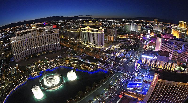 New and Noteworthy in Las Vegas