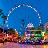 High Roller Observation Wheel Launches Self-Guided S.T.E.M. Field Trip for Families