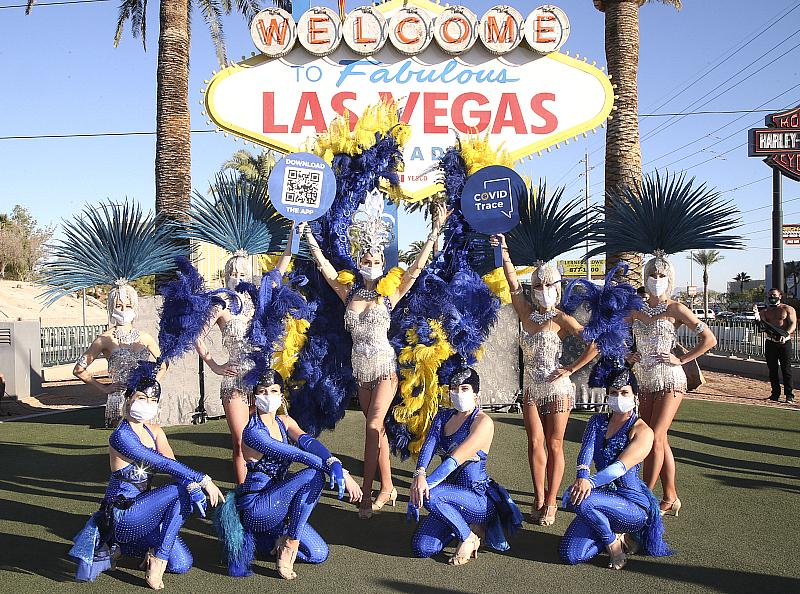 Nevada COVID-19 Task Force Kicks Off Spectacular Statewide Parade in Las Vegas