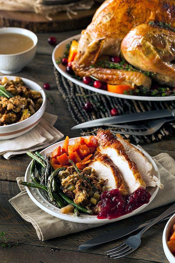 Celebrate Thanksgiving With HEXX Kitchen + Bar; Special Dine-in and Prepared to-Go Dinners Available