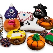 Pinkbox Doughnuts is Offering Spooktacular Halloween Treats