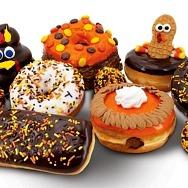 Gobble up Sweet Treats at Pinkbox Doughnuts in November