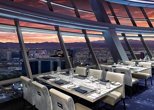 Top of the World at The STRAT Hotel, Casino & SkyPod Tops Las Vegas List of Top 100 Grossing Restaurants in the Nation