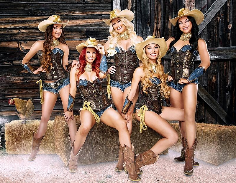 X Country Is Getting Back in the Saddle at  Harrah's Las Vegas Beginning Thursday, October 22
