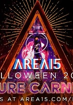 AREA15 Hosts All-Ages Halloween Activities, Grand Opening of Rocket Fizz Candy Shop Oct. 30-31