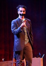 Get Your Gaffer Tape Ready: Tape Face Is Back Performances to Resume at Harrah's Las Vegas Nov. 11, 2020