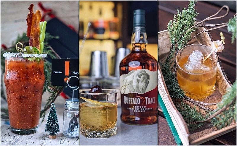 Eureka! Is Making Spirits Bright This Holiday Season; Whiskey Wonderland Has Never Tasted So Good