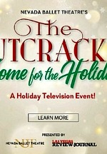"Nevada Ballet Theatre (NBT) has Announced ""The Nutcracker: Home for the Holidays"""