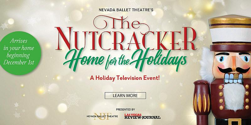 "Nevada Ballet Theatre (NBT) has Announced ""The Nutcracker: Home for the Holidays"""