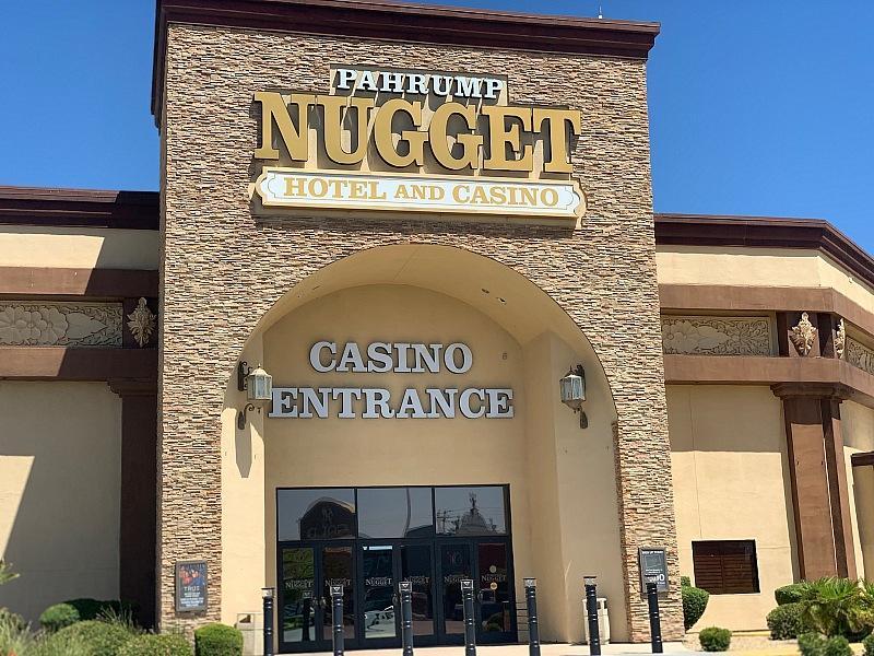 Golden Entertainment Announces Listings for Pahrump, Nevada Properties