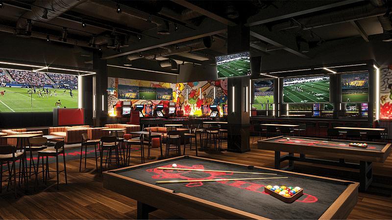 Resorts World Las Vegas - RedTail Rendering