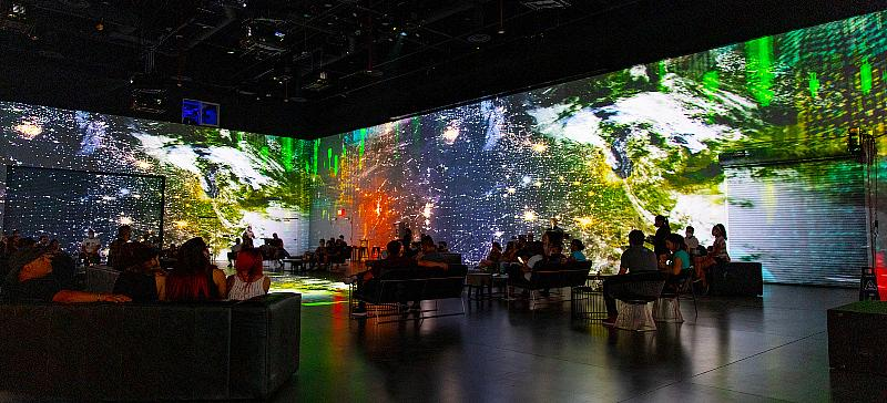 AREA15's Gallerie 360 Offers Las Vegas' Newest, Most Dazzling Drinks Experience
