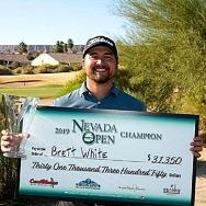 More Than 200 Golfers Travel to Mesquite, Nevada as the 2020 Nevada Open Kicks Off next Tuesday, Nov. 10
