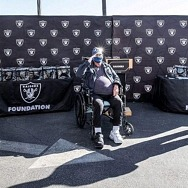Raiders Honor Veterans, Active Military During Salute to Service