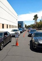 Nectar Bath Treats Hosts Free Drive Thru Food Drive to Help Feed Las Vegas Residents Nov. 21