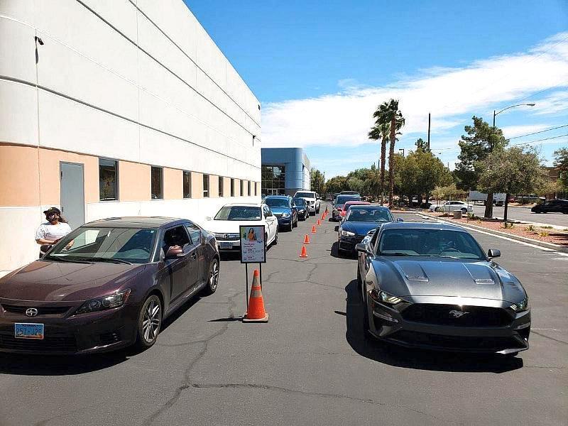 Nectar Bath Treats Hosts Free Drive Thru Food Drive to Help Feed Las Vegas Residents Nov. 21