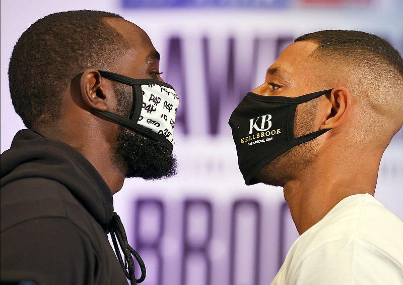 Face to Face: Crawford and Brook Set for Welterweight Showdown