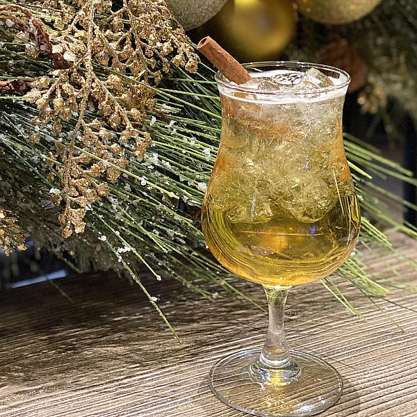 Special Holiday Cocktails Available at Treasure Island Las Vegas