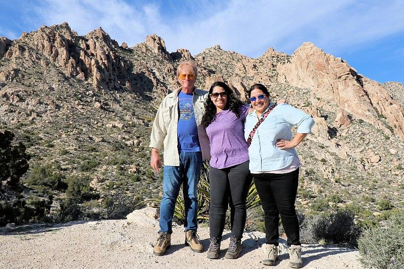 Christmas Tree Pass: History and Holiday Adventure Near Las Vegas in the Proposed Avi Kwa Ame National Monument