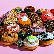 Siegel's Bagelmania and Pinkbox Doughnuts to Donate Hundreds of Treats to the LVMPD on New Year's Eve