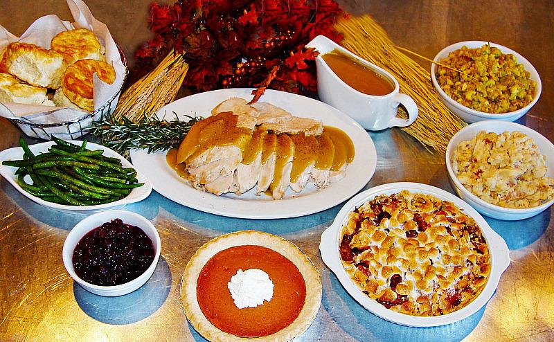 Hash House a Go Go Offers Dine-in Service and Holiday Turkey to Go Go Feast Available for Pick Up