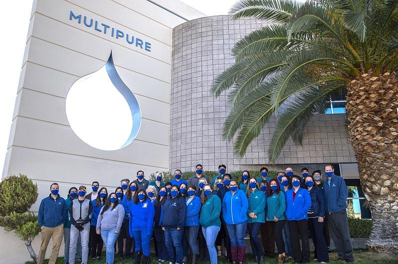 Las Vegas-Based Multipure International Celebrates 50 Years, Announces Holiday Charitable Initiatives