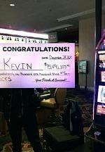 Part-Time Las Vegas Resident Hits $15.5 Million Christmas Eve Jackpot Playing IGT's Megabucks Slot Machine at Suncoast