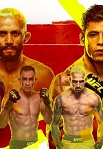"Record-Setting Flyweight Championship Bout Headlines ""UFC 256: Figueiredo vs. Moreno"" in Las Vegas"