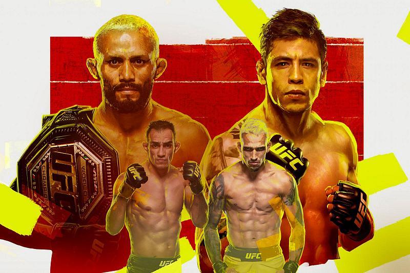 "Record-Setting Flyweight Championship Bout Headlines ""UFC 256: Figueiredo vs. Moreno"" in Las Vegas"