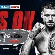 Joe Smith Jr. to Battle Maxim Vlasov for Light Heavyweight World Title February 13 on ESPN