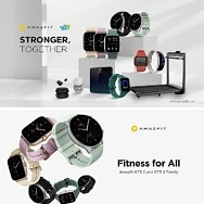 CES News: Amazfit Showcases its Vision for Fitness Tech and Wearables at CES 2021