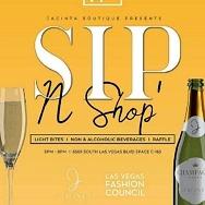 Las Vegas Fashion Council Sip & Shop at Jacinta Boutique