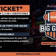HyperX Esports Arena Blitzing Into Football Action With Big Game Watch Party Sunday, Feb. 7