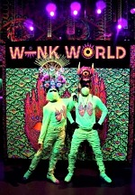 "Blue Man Group Co-Founder Chris Wink Opens ""Wink World: Portals Into the Infinite: At AREA15 in Las Vegas"""