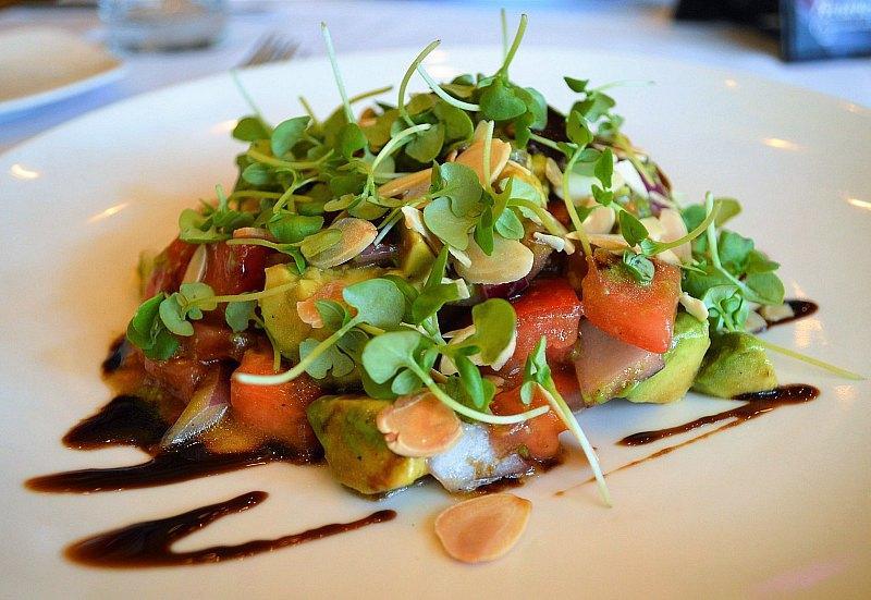 Vegan Salad - Ferraro's Italian Restaurant & Wine Bar