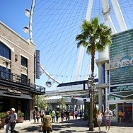 High Roller Observation Wheel, Eiffel Tower in Las Vegas to Turn Red, Yellow, Green Feb. 1-7 in Honor of Black History Month