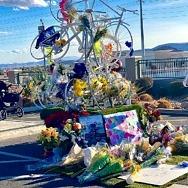Las Vegas Cyclist Memorial Announces LV5 Ghost Bike Unveiling and Memorial at Las Vegas Ballpark January 23, 2021