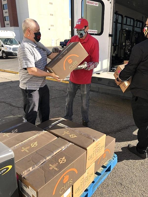 Golden Entertainment, Inc. Properties Donate More Than 2,600 Meals with 9th Annual 'Feed A Family' Initiatives