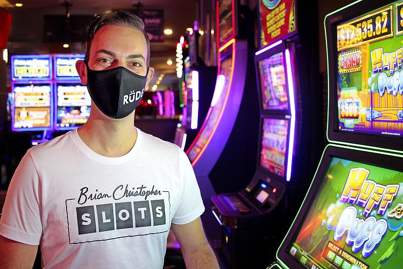 """BCSlots.com and The Plaza Hotel & Casino Debut First-Ever """"Brian Christopher Slots"""" Gaming Area"""