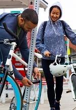 CES News: BenjiLock By Hampton Fingerprint Bike Lock Enables Cyclists To Go Keyless